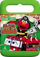Sesame Street - Elmo Visits The Firehouse on DVD