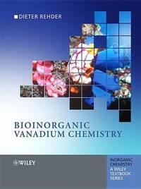 Bioinorganic Vanadium Chemistry by Dieter Rehder image