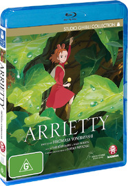 Arrietty (Standard Edition) on Blu-ray image