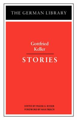 Stories by Gottfried Keller