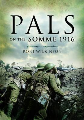Pals on the Somme 1916 by Roni Wilkinson image