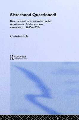 Sisterhood Questioned by Christine Bolt