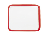 Maxwell & Williams Colour Basics Square Platter - Red (30cm)