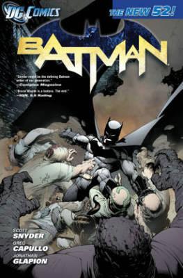 Batman: Volume 1 by Scott Snyder