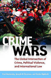 Crime Wars by Paul Battersby