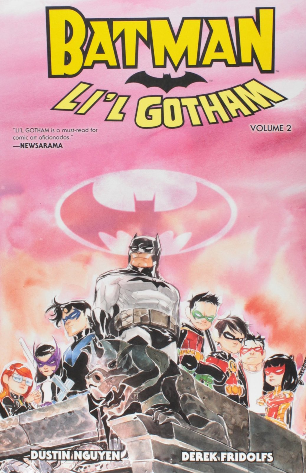 Batman Li'l Gotham Vol. 2 by Dustin Nguyen image