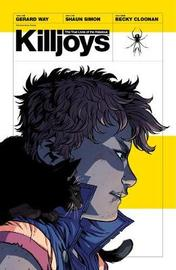 The True Lives Of The Fabulous Killjoys by Gerard Way image