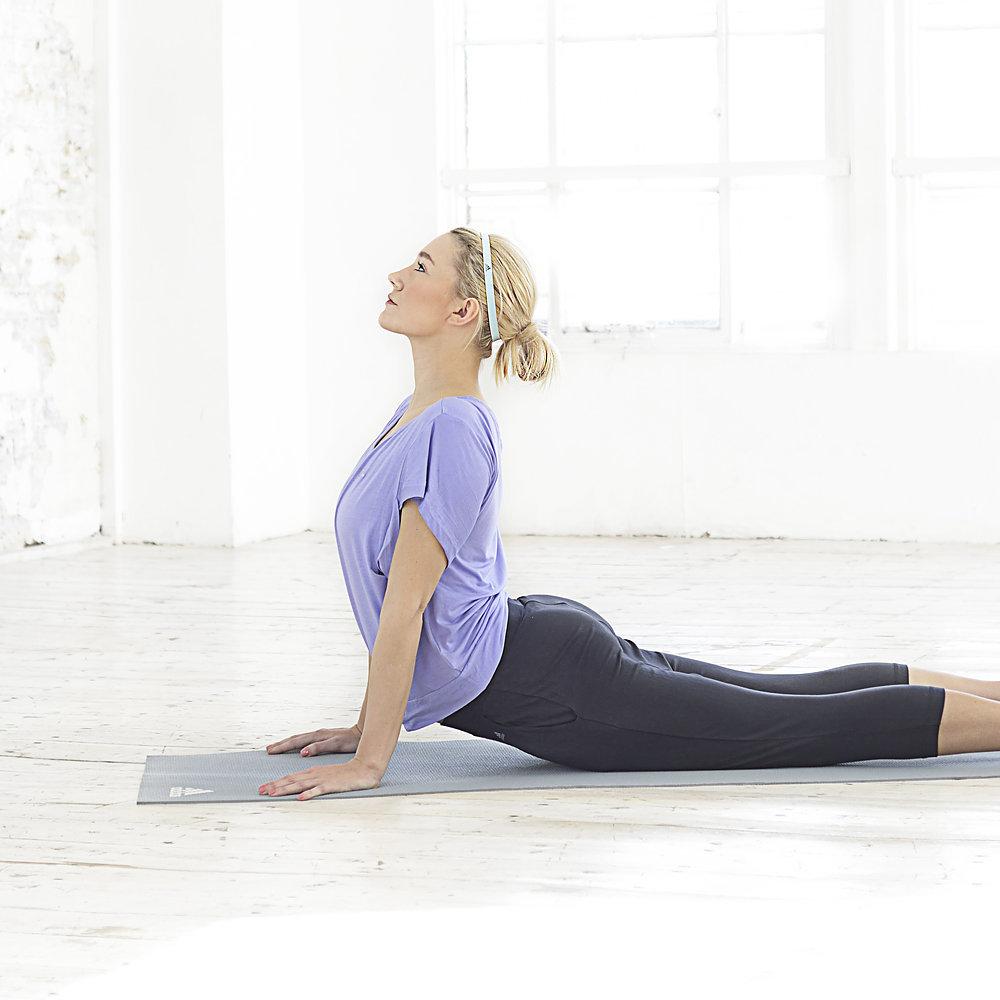 Adidas 4mm Yoga Mat - Grey image