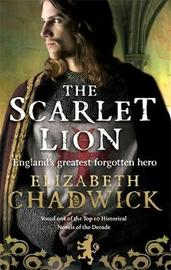 The Scarlet Lion by Elizabeth Chadwick image