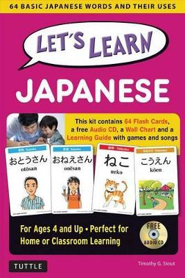 Let's Learn Japanese by Timothy Stout