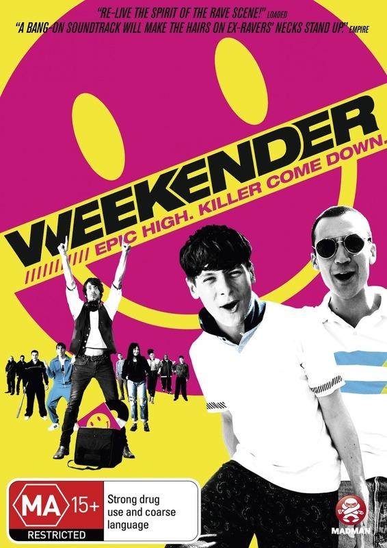 Weekender on DVD