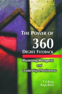 The Power of 360 Degree Feedback by T.V. Rao image