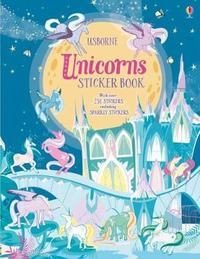 Unicorns Sticker Book by Fiona Watt