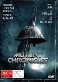 Mutant Chronicles on DVD