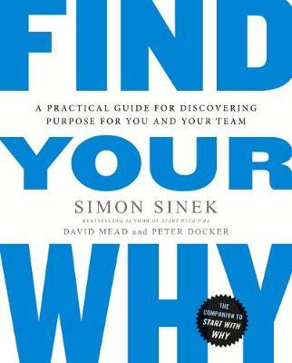 Find Your Why by Simon Sinek image
