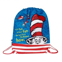 Drawstring Bag The Cat In The Hat (Emotive)