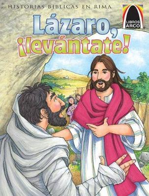 Lazaro, Levantate! (Get Up, Lazarus!) by Cecilia Fau Fernandez