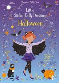 Little Sticker Dolly Dressing Halloween by Fiona Watt