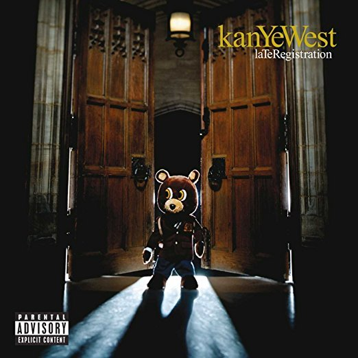 Late Registration by Kanye West image