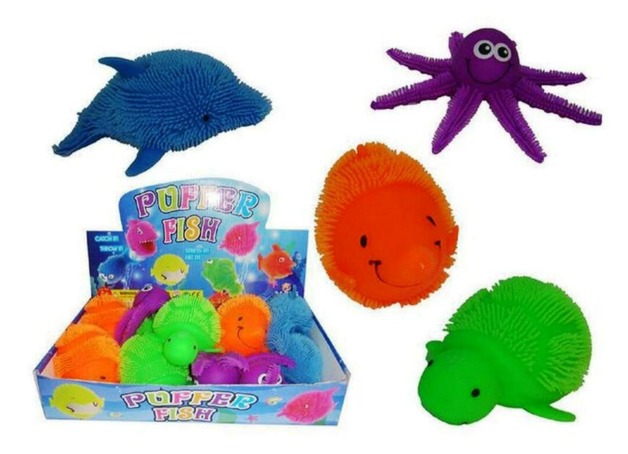 Puffer Sealife - Puffer Ball (Assorted Designs)