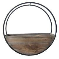 Full Circle Wall Planter (Small)