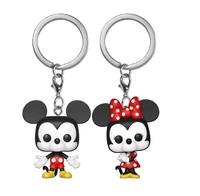 Disney - Mickey & Minnie Pocket Pop! Keychain 2-pack
