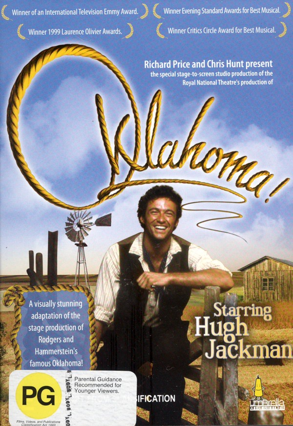 Oklahoma! (1999) on DVD image