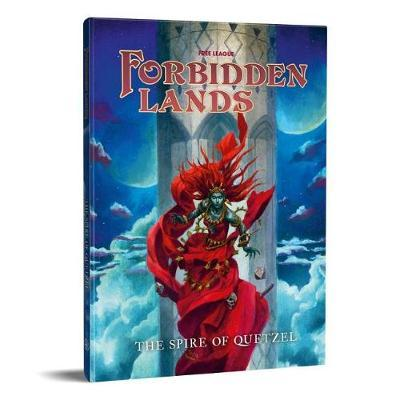 Forbidden Lands Quetzel's Spire Scenario Compendium