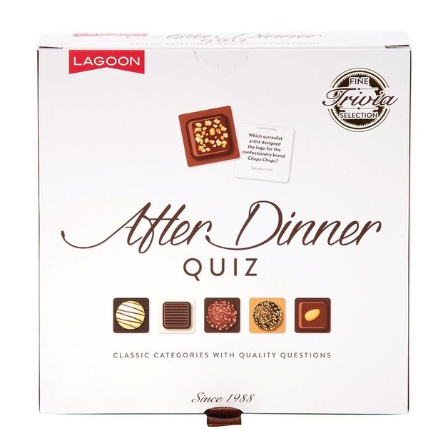 Lagoon: After Dinner Quiz - Trivia Game