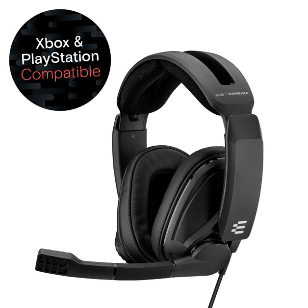 EPOS Sennheiser GSP 302 Gaming Headset for Switch, PC, PS4, Xbox One