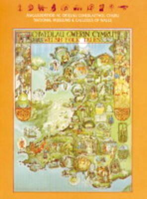 Welsh Folk Tales/Chwedlau Gwerin Cymru image