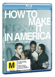 How to Make it in America - The Complete First Season on Blu-ray