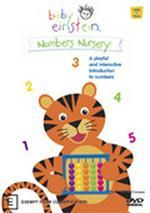 Baby Einstein - Numbers Nursery on DVD