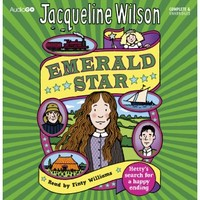 Emerald Star (8CD) by Jacqueline Wilson