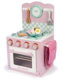 Le Toy Van: Oven and Hob Play Set - Pink