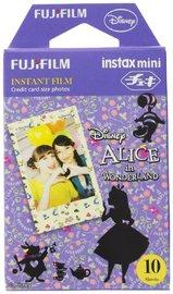 Fujifilm Instax Mini Film 10 Pack - Alice in Wonderland
