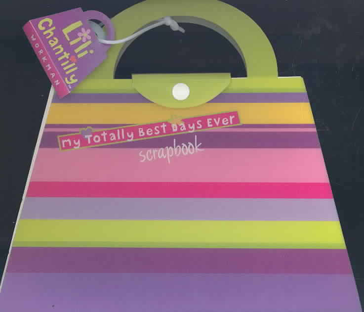 Lili Chantilly, My Totally Best Days Ever: Date Book by Lili Chantilly image
