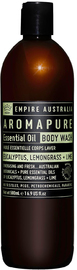 Empire Aromapure Body Wash - Eucalyptus, Lemongrass & Lime (500ml)