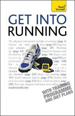 Teach Yourself Get into Running by Sara Kirkham image