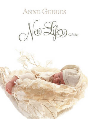 New Life Gift Set: My Pregnancy / Motherhood / My First Five Years (Journals Gift Set) by Anne Geddes image