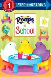 Peeps at School by Andrea Posner-Sanchez
