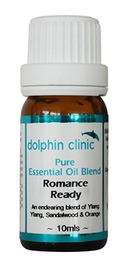 Dolphin Clinic Essential Oil Blend - Romance Ready (10ml)