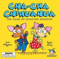 Cha-cha Chihuahua - Board Game