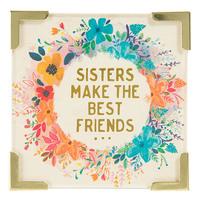 Natural Life: Corner Magnet - Sisters Best Friends