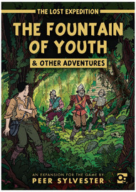 The Lost Expedition: The Fountain of Youth - Expansion