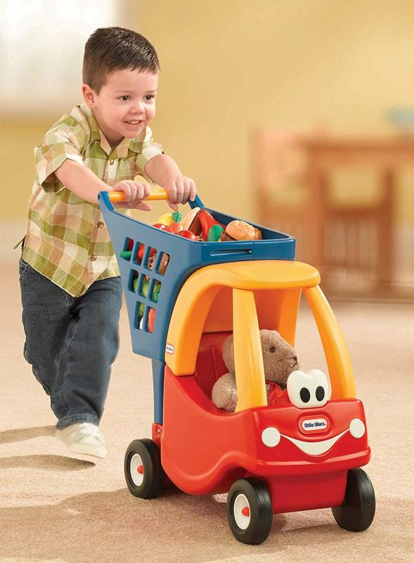 Little Tikes: Cozy Coupe - Shopping Cart