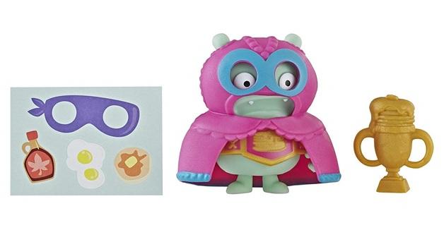 Ugly Dolls: Surprise Disguise Figure - Pancake Champ Jeero