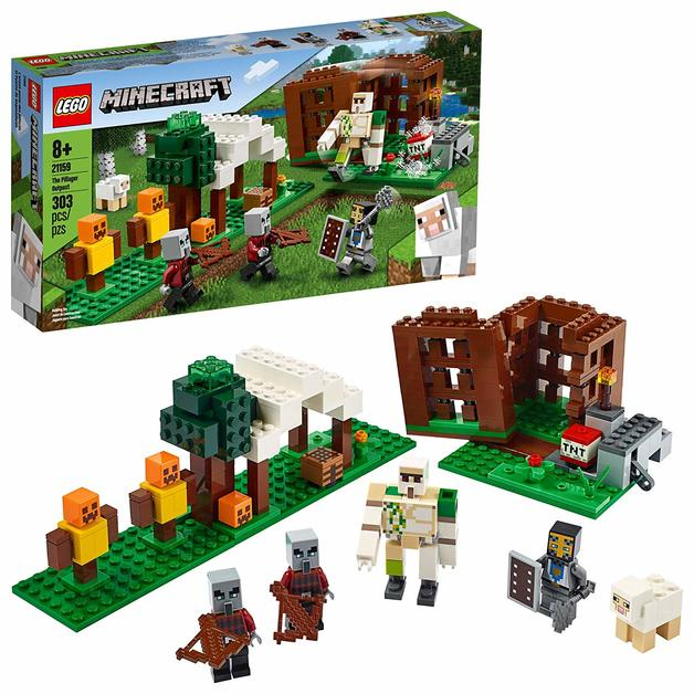 LEGO Minecraft: The Pillager Outpost - (21159)