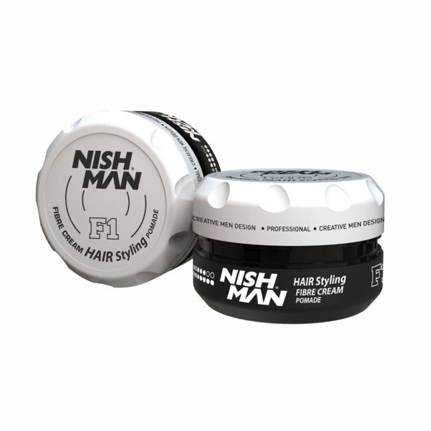 Nishman: Cream Pomade - F1 (100ml)