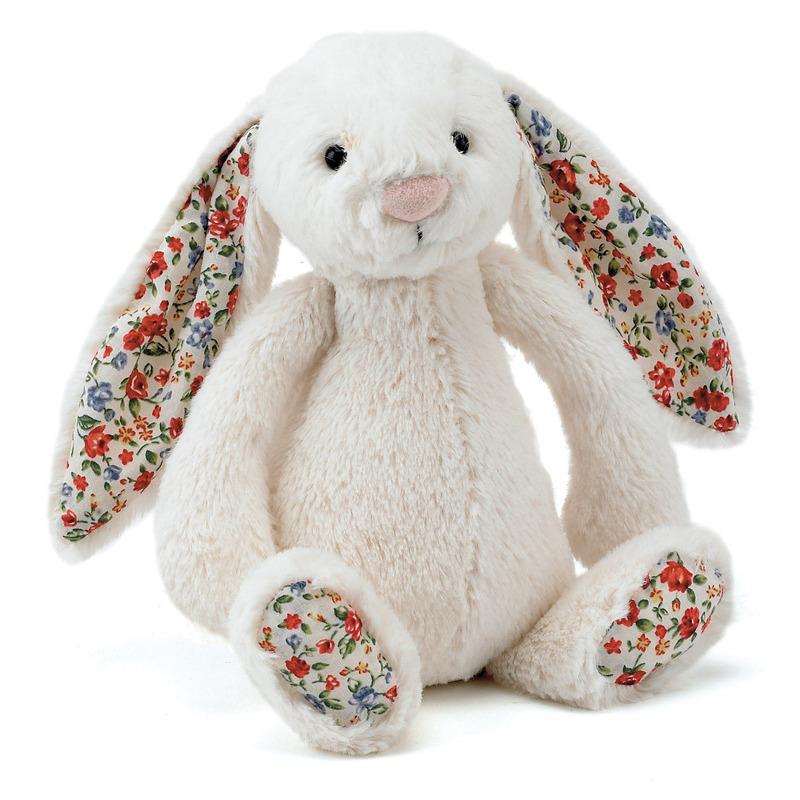 Jellycat: Bashful Bunny - Blossom & Cream image